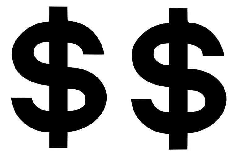 dolar işareti