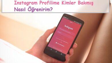 Instagram Profilime Kimler Bakmis Nasil Ogrenirim