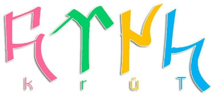 göktürkçe türk yazısı