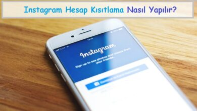 Instagram Hesap Kısıtlama