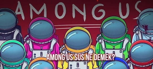 among us sus