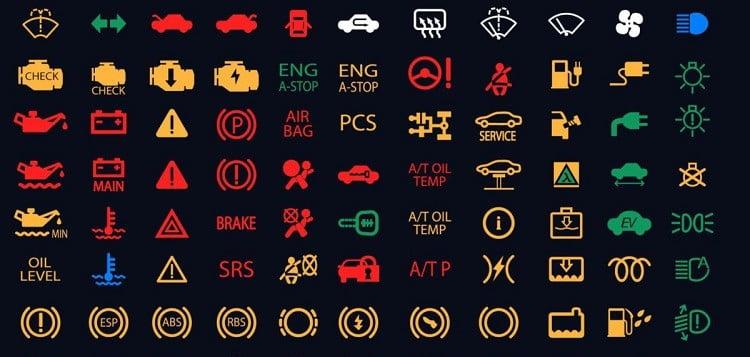 araç arıza işaretileri 2