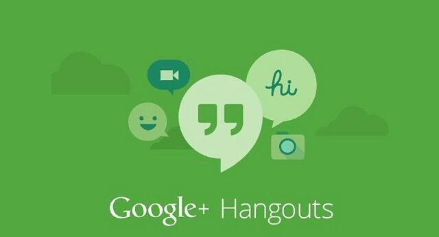 google hangouts nedir
