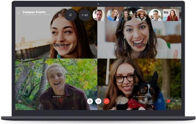 skype konferans görüşme
