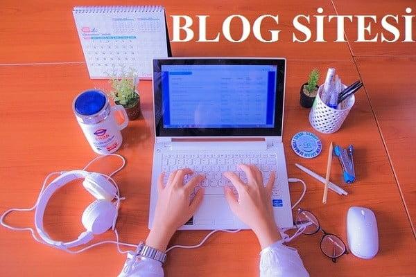 Blog Sitesi