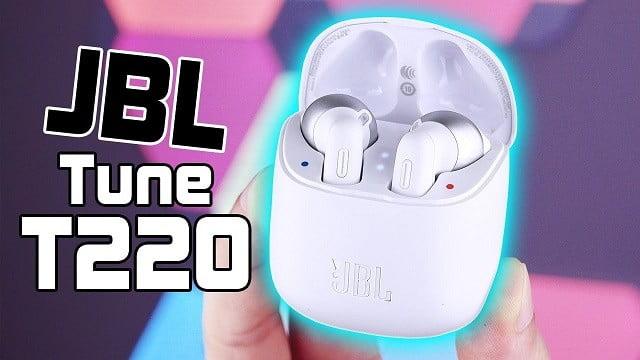 JBL Tune T220 TWS