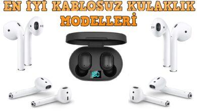 en iyi kablosuz kulaklık modelleri