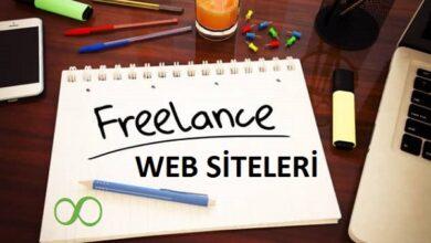 freelance web siteleri