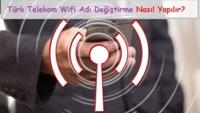 wifi adı değiştirme