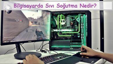 bilgisayarda sıvı soğutma