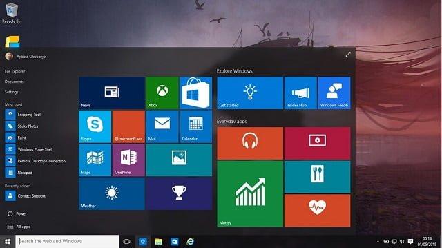 Windows 10 simgeler gorunmuyor 1