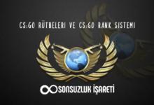 CS:GO Rütbeleri