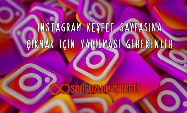 Instagram Keşfet
