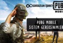 PUBG Mobile Sistem Gereksinimleri