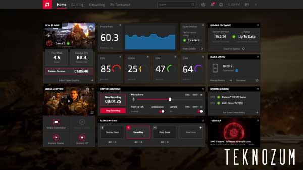 AMD Ekran Kartı Güncelleme