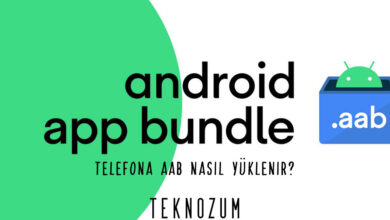 Telefona AAB Nasıl Yüklenir? (Android App Bundle)